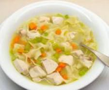 Chicken, Vegetable & Noodle Soup | Official Thermomix Forum & Recipe Community