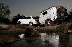 Safari and Off-Road Trailers