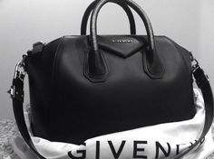 Givenchy weekend bag.