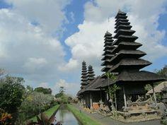Pura Taman Ayun in Tabanan, Bali
