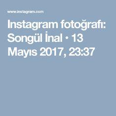 Instagram fotoğrafı: Songül İnal • 13 Mayıs 2017, 23:37