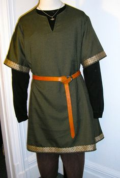some of my latest Viking tunics....