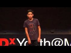▶ I am the Human Drums: Diego Henriquez at TEDxYouth@Madrid - YouTube