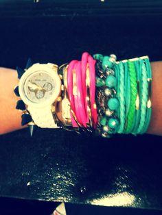 #bracelets #acessories #jewerly