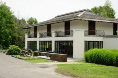 Parc Jean-Drapeau - Pavillon de la Jamaique