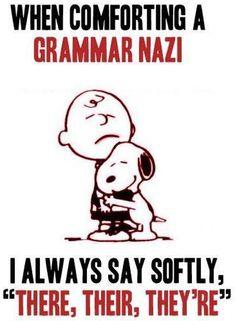 grammar memes | Comforting The Grammar Nazi