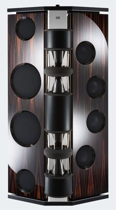 German Physiks - High End Technology Loudspeaker Manufactur - DDD Driver - THE EMPEROR MK II methuselahpalooza