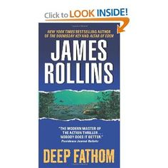 Deep Fathom: James Rollins
