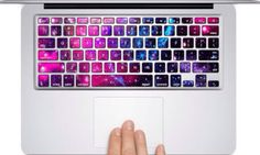 Key Board Decal