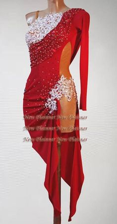 9a864a34392 U6309 Competition Women Ballroom Latin Salsa Rumba samba dance dress Custom  made…