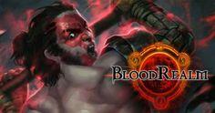 Em BloodRealm os deuses planeiam escravizar a humanidade. Apenas o jogador com o seu deck de partas poderá salvar o mundo.