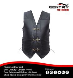 ✔️ Authentic Suede Leather Vests for Bikers Riders Motorcyclists ✔️ Classic and Elegant Fashion Designs ✔️ High Quality and Lowest Prices Motorcycle Leather Vest, Biker Leather, Suede Leather, Biker Wear, Safety Clothing, Gear S, Distressed Leather, Leather Material, Bikers