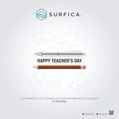 Let's appreciate the teachers and their contribution to the society Happy Teachers' Day. Teachers Day Poster, Happy Teachers Day, Social Media Poster, Social Media Design, Fitness Flyer, National Days, Web Design Agency, Poster Designs, Party Poster