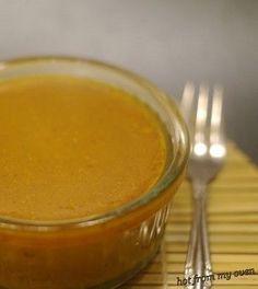 Pudding mais e zucca