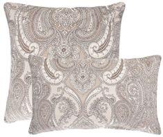 Zara Home Paisley Pillows