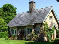 Cute Irish cottage