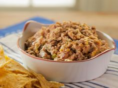 Kim's Black-Eyed Pea Dip recipe from Trisha Yearwood via Food Network-GREAT FOR NEW YEARS
