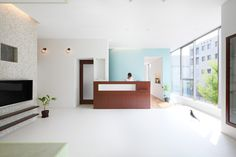alts design office // kitaoji clinic designboom