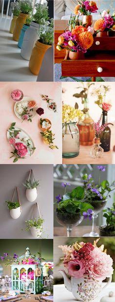 Flower deco ideas