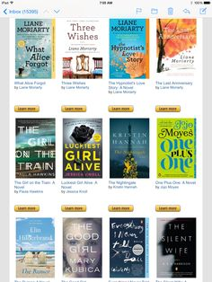 Kindle recommendations