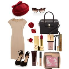 """""""Belle Dapper Day"""" by lilyshipwreck on Polyvore"""