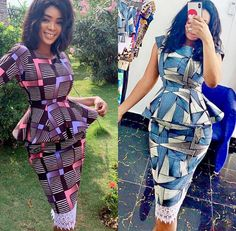 Hello Fashionistas Today we bring you some Amazing And creative Ankara skirt and blouse styles to try out.Ankara skirt and blouse styles That will give you that African Fashion Ankara, Latest African Fashion Dresses, African Print Dresses, African Print Fashion, Africa Fashion, African Dress, African Prints, African Attire, African Wear