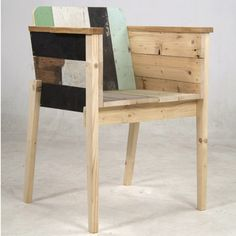 Love this scrapwood furniture collection (click through) by Dutch designer Piet Hein (found via http://bloesem.blogs.com)