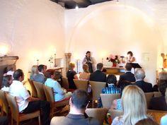 """Standesamt Zweibrücken, Außenstelle Kloster Hornbach in der  """"Abts Kapelle"""" im Klosterhotel Hornbach einer der Romantischsten Orte zum Heiraten"""