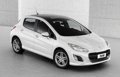 Peugeot 308 substitui modelo 307 com novidades
