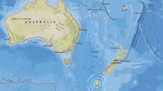 "The strong earthquakes are popping like crazy along the Ring of Fire! A 6.1 magnitude earthquake struck off of New Zealand on Tuesday night, just hours after the deadly M7.1 earthquake killed at least 119 people in Mexico. A M6.1 earthquake hit 256km W of Auckland Island, New Zealand on September 20, 2017. This was the second powerful quake within 7 hours on the ""Ring of Fire"" zone in the Pacific Ocean after that M7.1 near Mexico City. Now 12 hours later, a M6.1 earthquake hit Honshu, Japan…"
