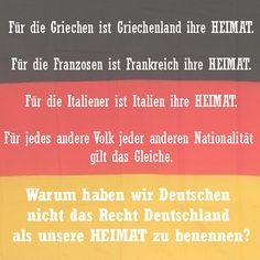 HEIMAT für Deutsche