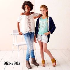Look at this Miss Me on #zulily today!