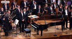 "Lucas Debargue plays Franz Liszt: Piano Concerto No.2 in A major, & Pyotr Ilyich Tchaikovsky: Piano Concerto No.1 in B flat minor – State Academic Symphony Orchestra ""Evgeny Svetlanov"", Alexey Bogorad – XV International Tchaikovsky Competition, 2015, Piano / Final Round • http://facesofclassicalmusic.blogspot.gr/2016/08/lucas-debargue-plays-franz-liszt-piano.html"