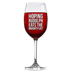 Must-Have Christmas Wine Glasses! ⋆ Dancing With Wine Unique Gifts For Men, Cool Gifts, Wine In The Woods, Christmas Wine Glasses, Wine Tasting Notes, Wine Auctions, Cheap Wine