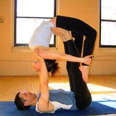 I need a yoga partner :(