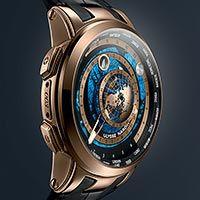 La Cote des Montres : La montre Corum Admiral's Cup Legend 42 Flying Tourbillon - La complication horlogère la plus prestigieuse