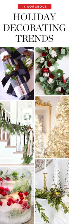 11 Holiday Decorating Trends That Will Be Huge This Season