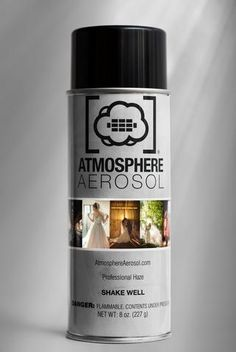 Has anyone used this or added smoke to their scenes? USA ONLY - Buy Atmosphere Aerosol