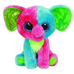Original Ty Beanie Boos Big Eyes Plush Toy Doll Husky Cat Owl Unicorn TY Baby Kids Gift 10-15 cm WJ159