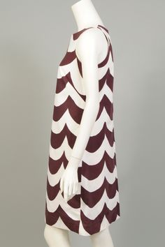 Vintage Marimekko Dress 1965, sold at Lord and Taylor