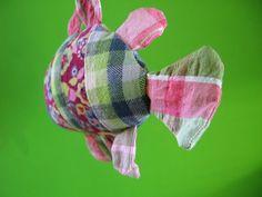 Fabrik der Träume: Kostenloses Schnittmuster Kuscheltier Fisch