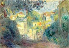 157 Best Paintings Images On Pinterest Landscapes Impressionism - Delightful-art-on-tiles-by-okhyo