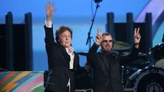 Grammys 2014: Paul McCartney wins, performs with Ringo Starr | Fox News