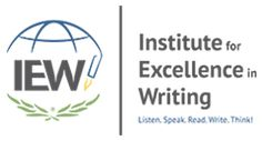 Institute for Excellence in Writing www.IEW.com The Institute for Excellence in Writing offers methods of teaching listening, reading, writing, speaking, and thinking for students K-12. Providing both structure and style, IEW empowers students with the confidence to communicate without struggling.