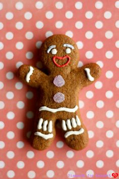 Gingy!  by susannotsusie, via Flickr