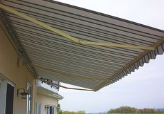 "While the E-Lite may be the ""little brother"" of the Eclipse, don't be fooled, as the E-Lite compares favorably to what many others tout as their top of the line retractable awning!"
