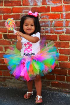 candyland birthday outfit