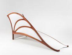 Award Winning Handmade Bespoke Ulysses Chaise Lounge by GHIFY
