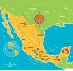 tour mexico - virtual tour- TIME for kids (looks like quite a good resource)
