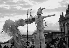 Berlin Street Performers